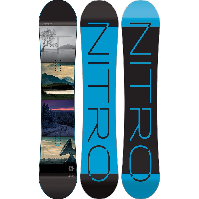 Nitro Team Exposure Gullwing Snowboard 2016  0be20bcb1d31