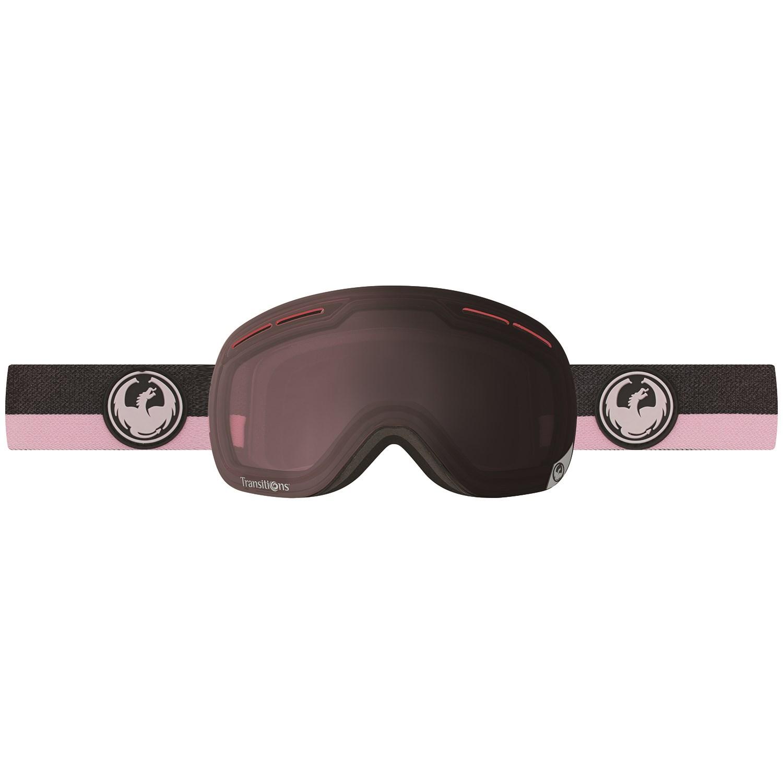 NEW 2018 Dragon X1s Goggles-Whiteout-Pink Lumalens+Bonus-SAME DAY SHIPPING!
