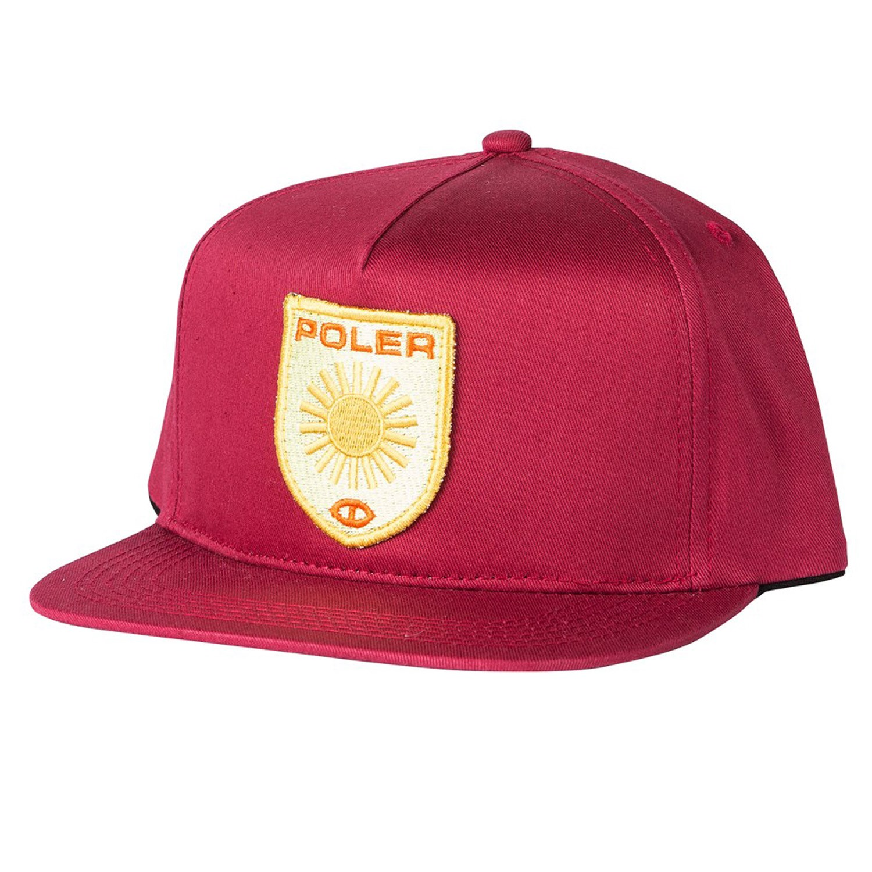 9c056f2df5a Poler D Patches Hat