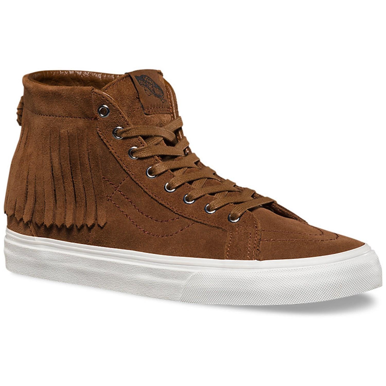 64668291a9 Vans Sk8-Hi Moc Shoes - Women s