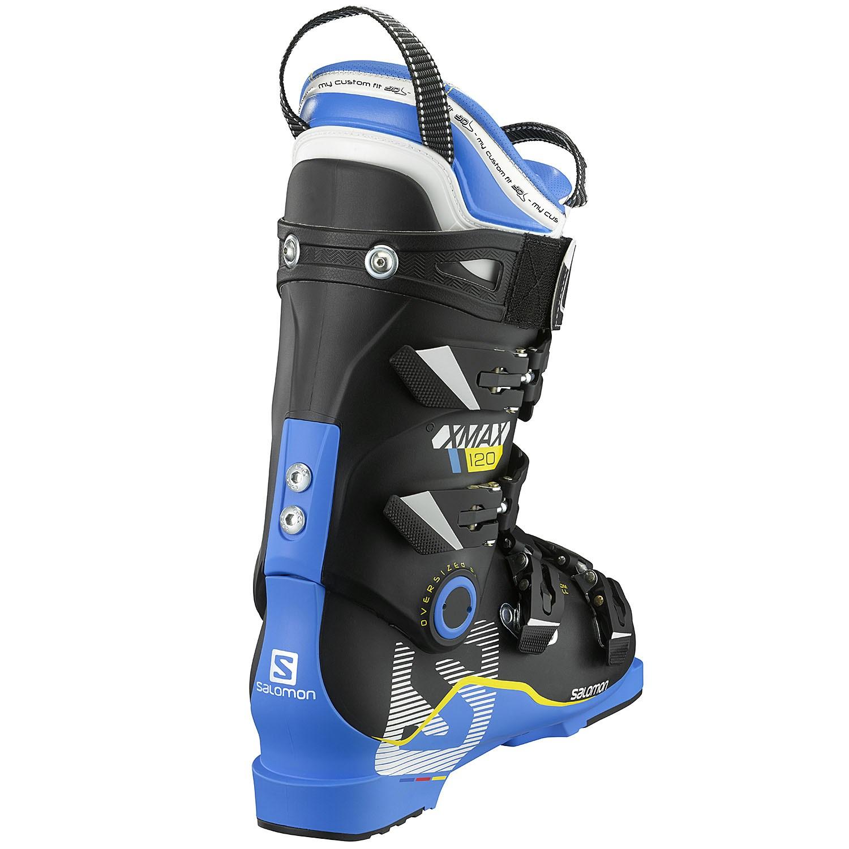 2019 authentisch Kauf authentisch jetzt kaufen Salomon X Max 120 Ski Boots 2017
