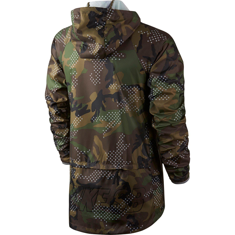 Nike SB Steele ERDL Phillips Camo Lightweight Jacket | evo