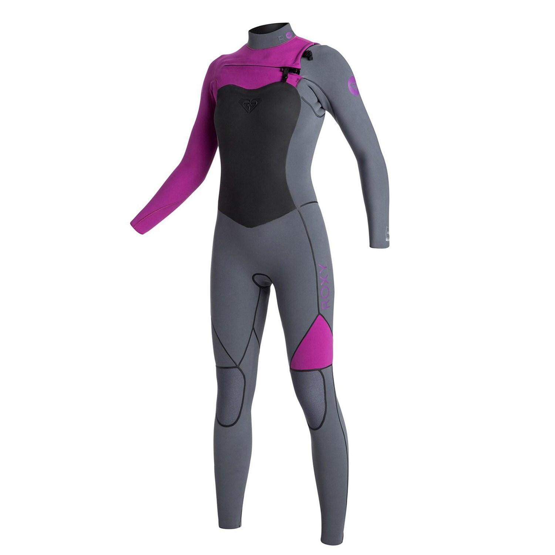 9a5e84c157 Roxy AG47 Performance 4 3 Chest Zip Wetsuit - Women s