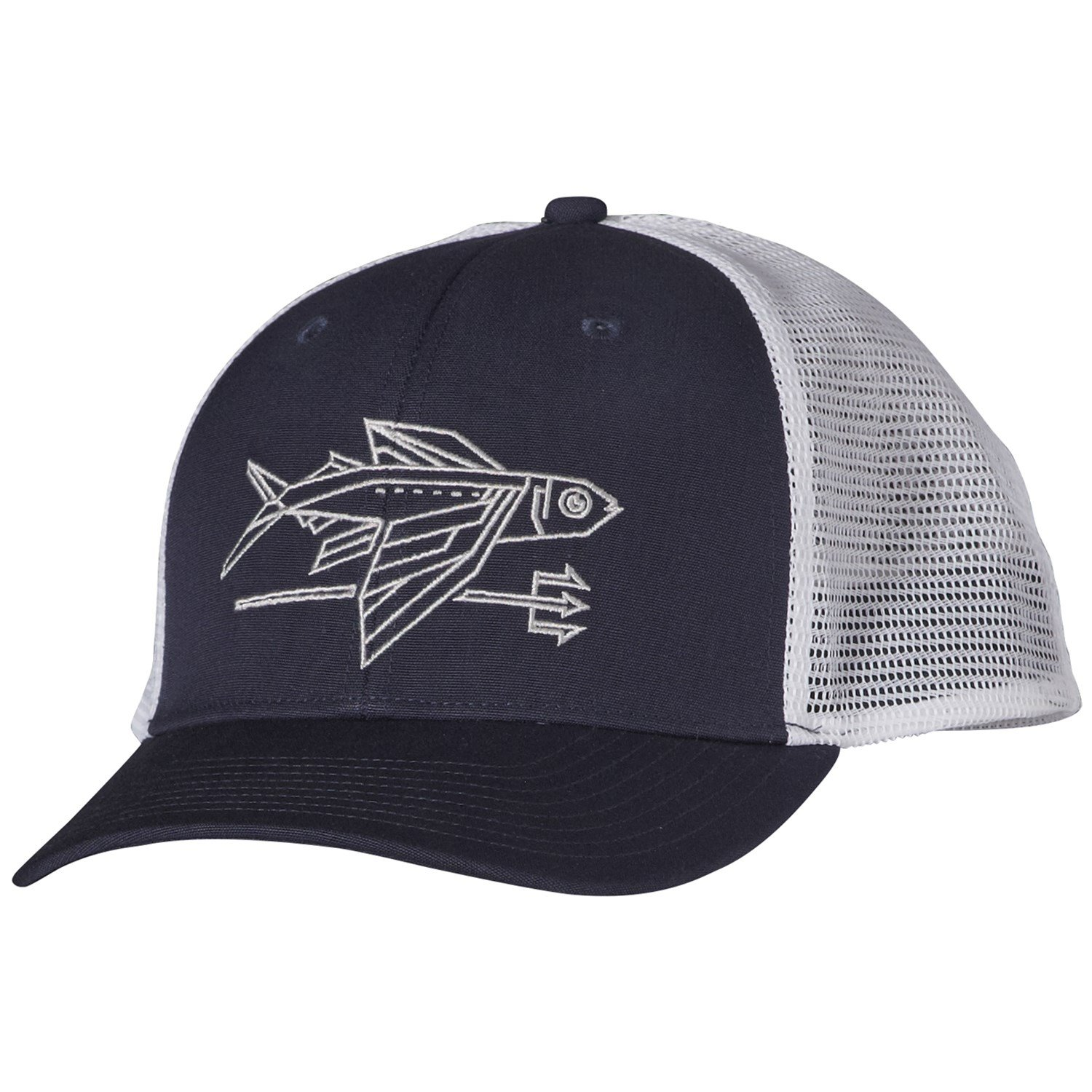 Patagonia Geodesic Flying Fish Trucker Hat  a2fb452766f