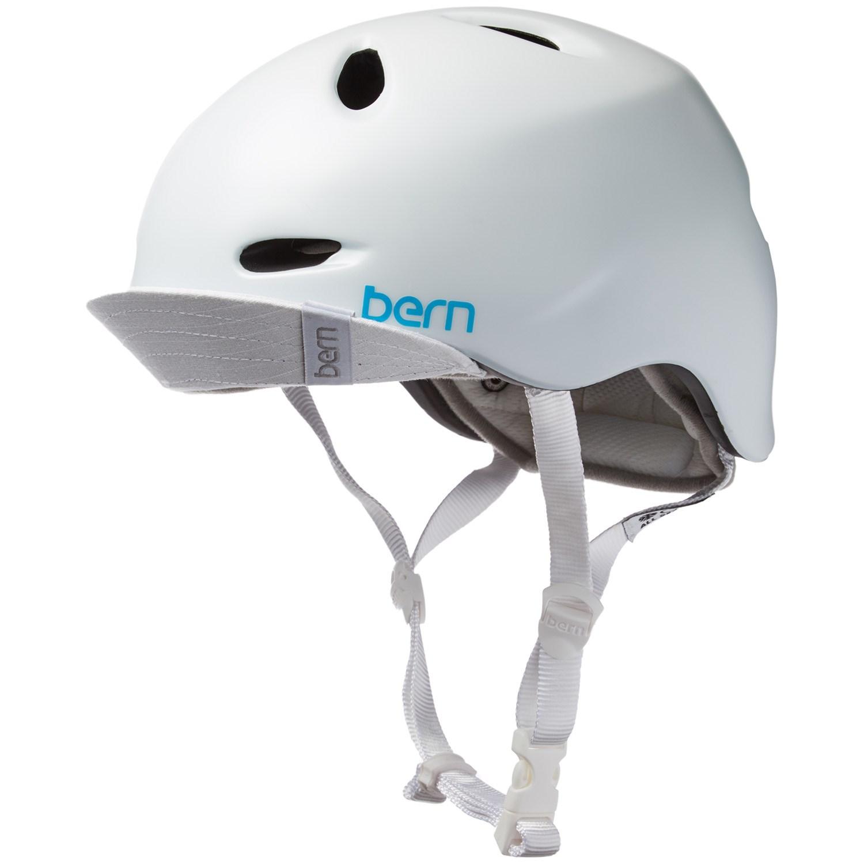 Bern Berkeley Summer Bike Helmet W Visor Women S Evo