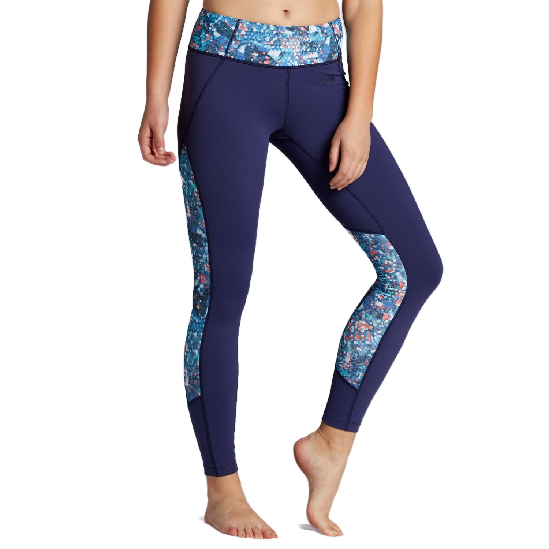 fcbea01578d4d6 The North Face Motivation Colorblock Printed Leggings - Women's   evo