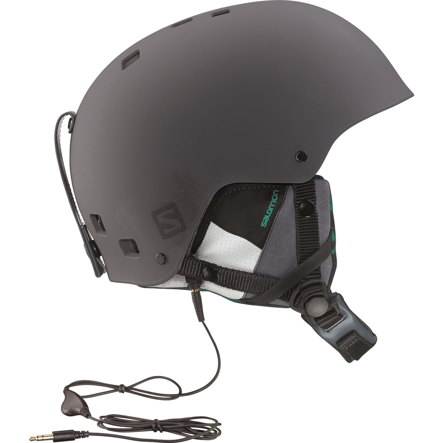 2d0a18b52628 Salomon Brigade Audio Helmet