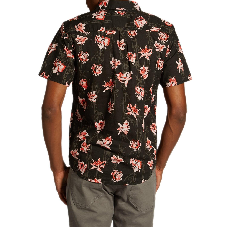 Roark Lotus By Jamie Thomas Short Sleeve Button Down Shirt Evo