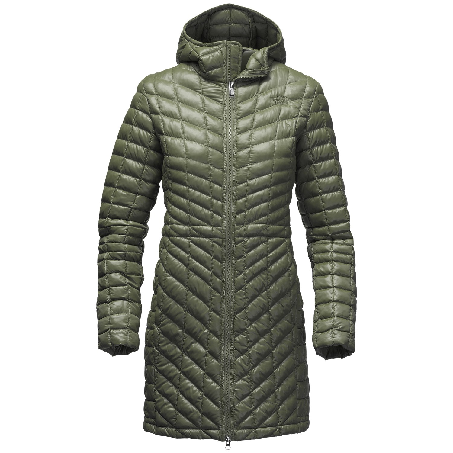 The North Face ThermoBall Hooded Parka - Women's | evo