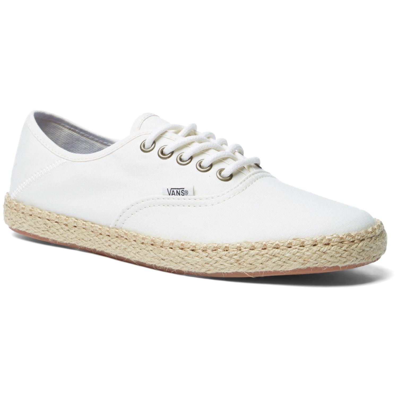 549d3db25e4 Vans Authentic Espadrille Shoes - Women s