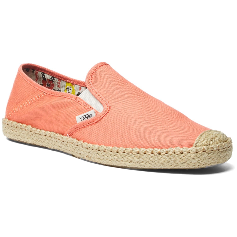 Vans Slip-On Espadrille Shoes - Women's