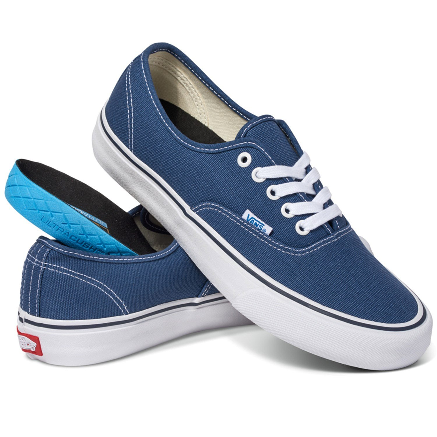 vans authentic pro navy