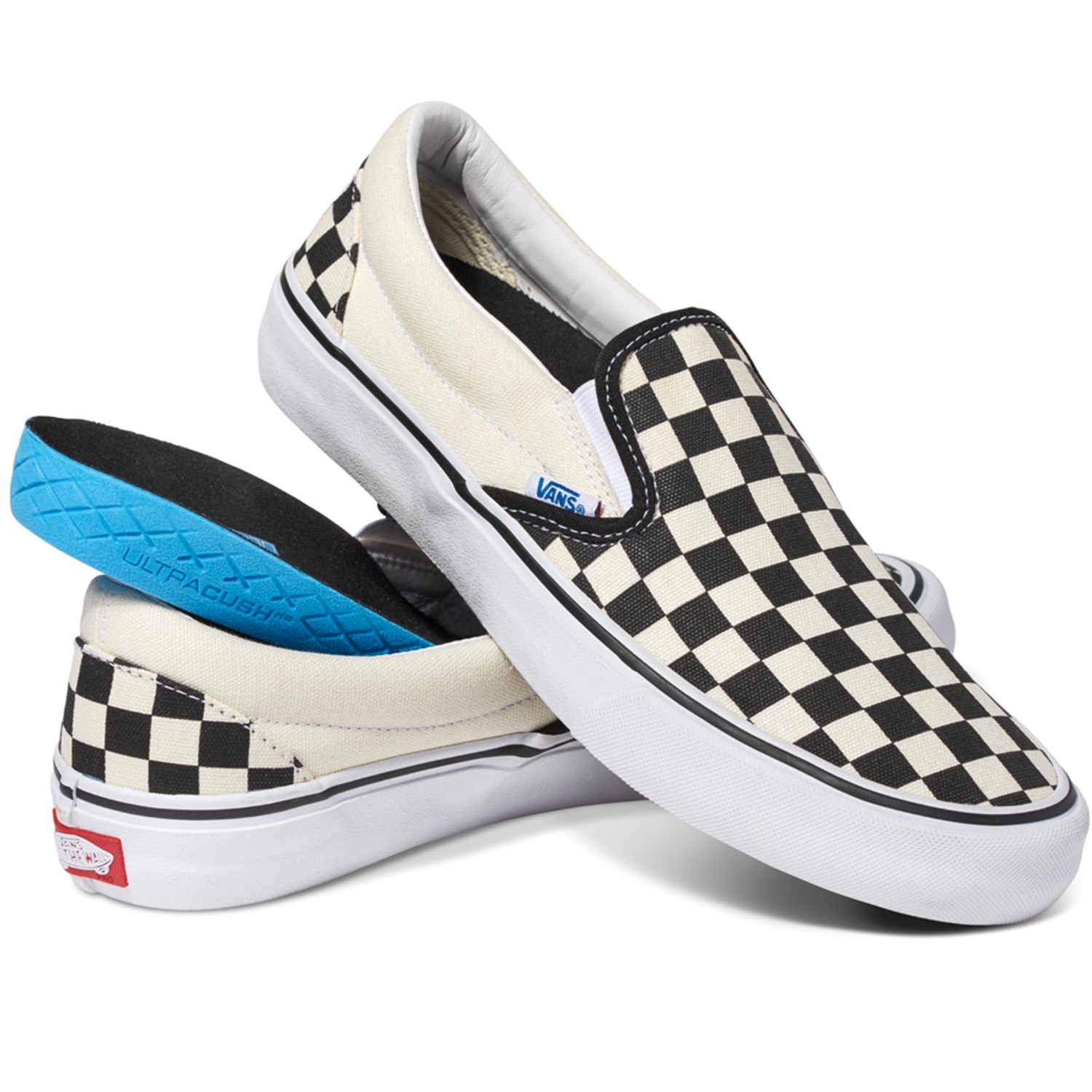 ac50218bd4add7 Vans Slip-On Pro 50th Anniversary Shoes