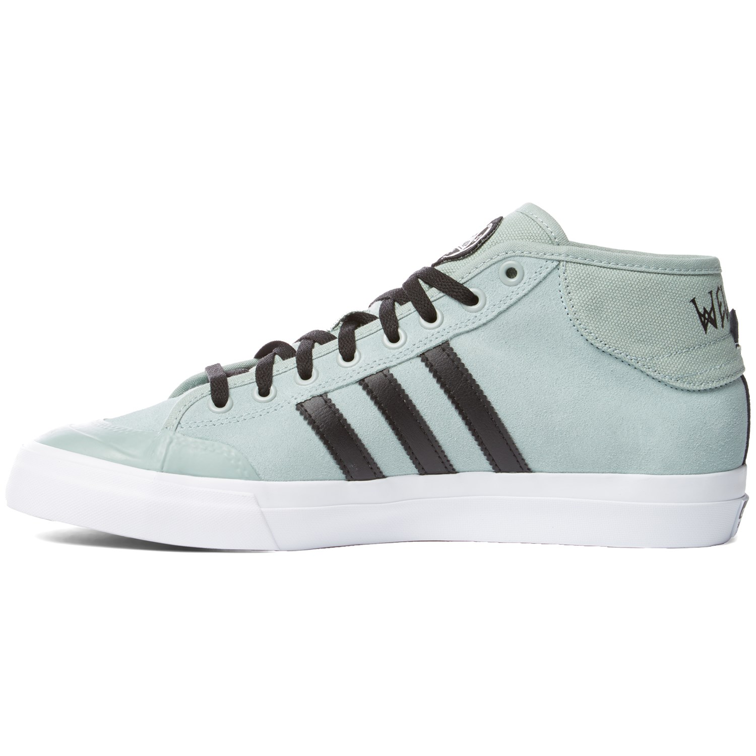 timeless design 7f4f2 58765 Adidas x Welcome Matchcourt Mid Shoes   evo